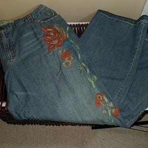 Plus Size Jeans by Venezia Size 24
